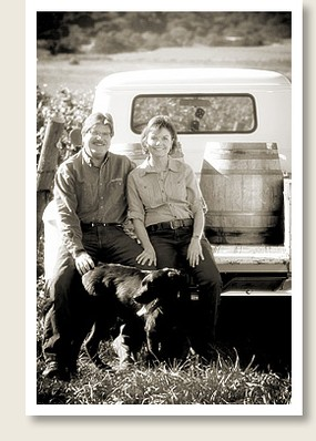 Dan & Donna Lee: Morgan Winery's Proprietors