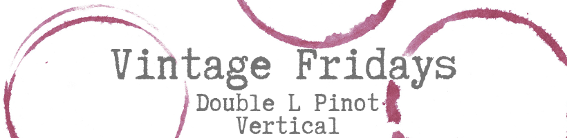 Vintage Friday: Double L Vertical